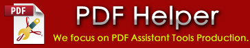 PDF Helper Site Banner
